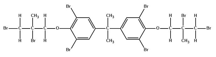 Tetrabromobisfenolo A bis - CAS 97416-84-7