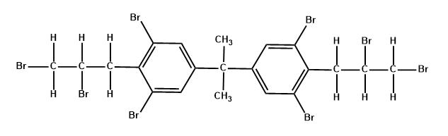 AP 1968 - Tetrabromobisfenolo A bis(2,3 dibromopropiletere)