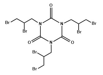 AP 729 - Tris(2,3-dibromopropil) Isocianurato