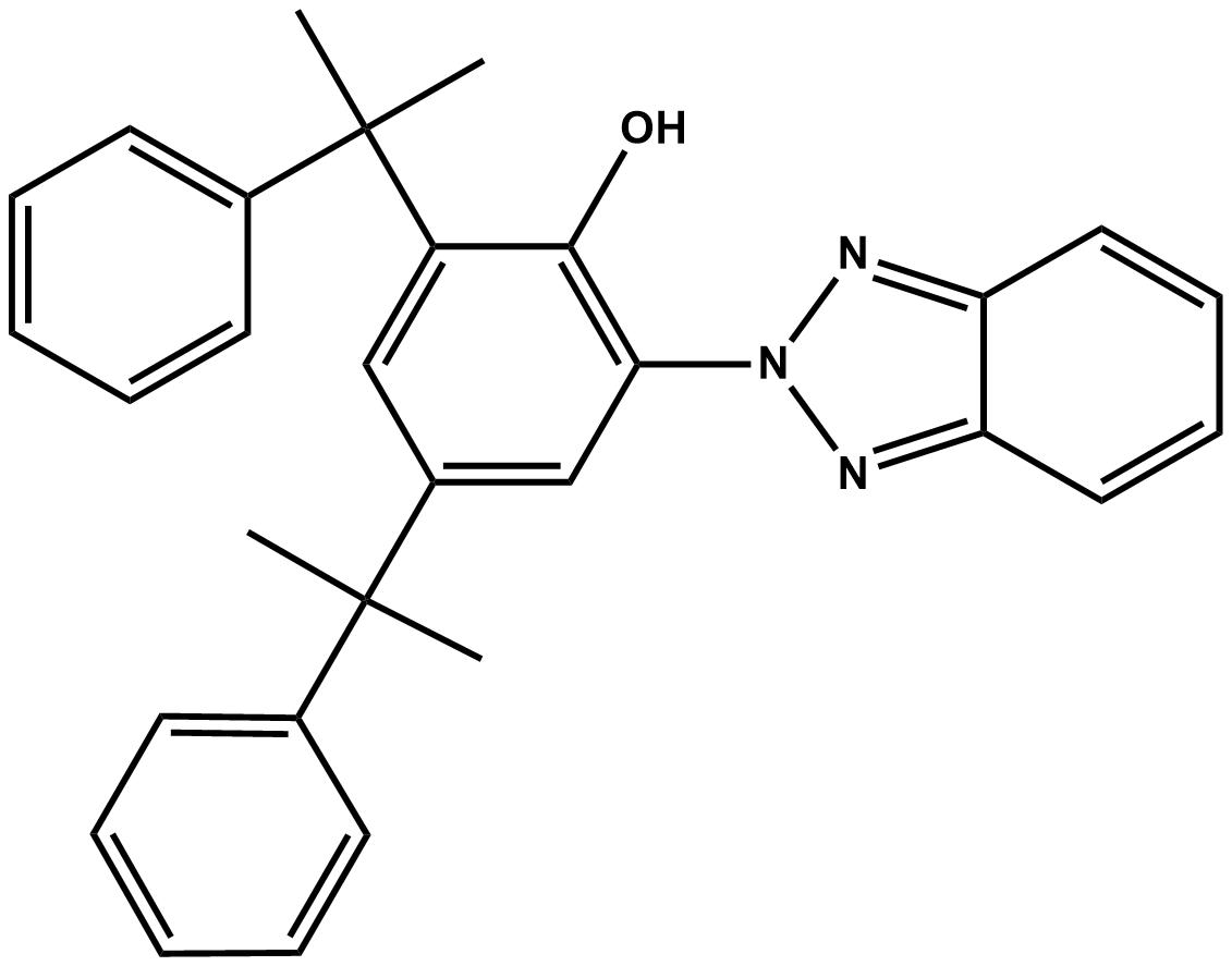 EVERSTAB 234 - 2-(2-Idrossi-3,5-di(1,1-dimetil-benzil)-2-benzotriazolo